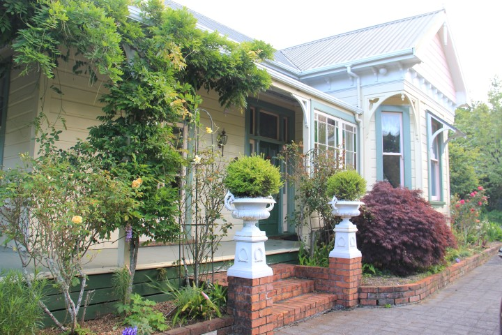 Regan House Accomodation & Garden Stratford Taranaki
